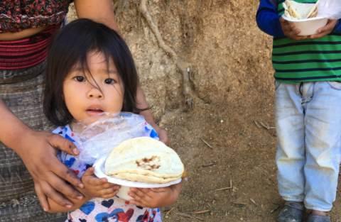 Consegna cibo Guate