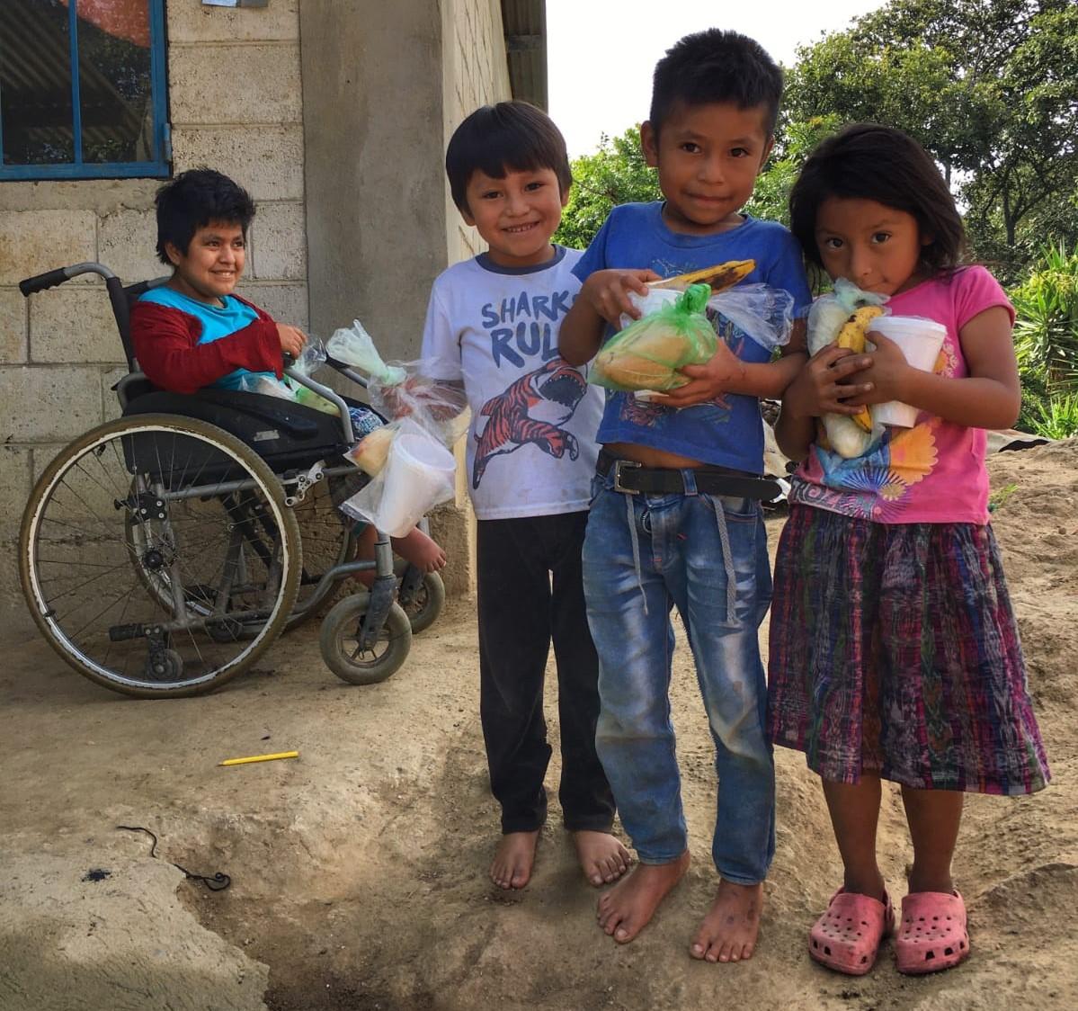 Bambini Guate