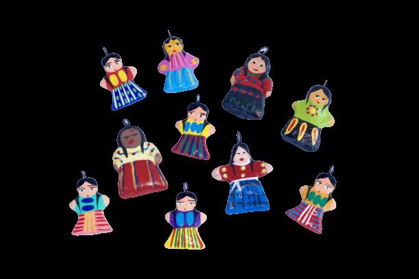 Ciondoli bamboline