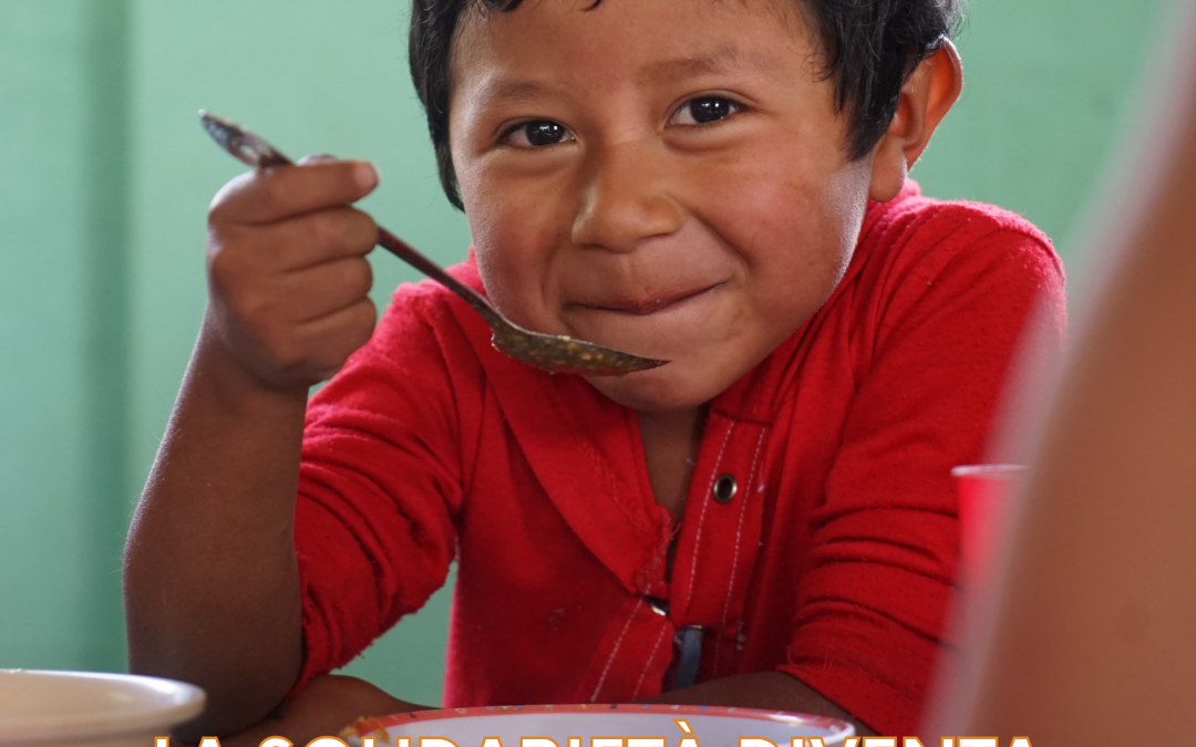 Lotteria solidale: per dare cibo a chi non ne ha!